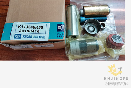 Knorr Bremse K113546K50 brake caliper guide pin seal repair kit