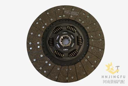 ZF Sachs 1878654386 clutch disc for bus trucks commerical vehicle parts