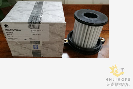 ZF 0501.215.163/0501215163 tranmission hydraulic suction filter