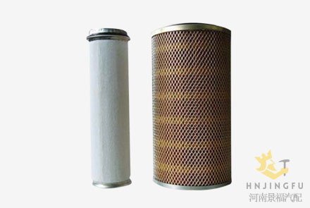 Pingyuan KLQ8-300/400 /KW2036 air filter for diesel engine parts