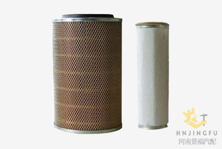 Pingyuan KLQ55-3000/2165054/C23440/1132-00048/KW2337 air filter