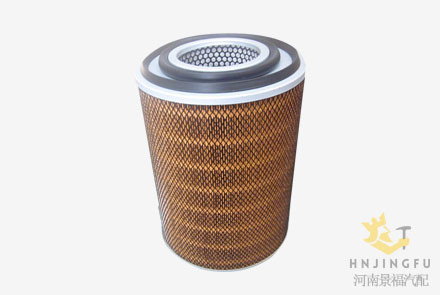 Pingyuan KLQ218-1000/2000/1109245-117/1109246-117/K2837 air filter for ISUZU 700P truck