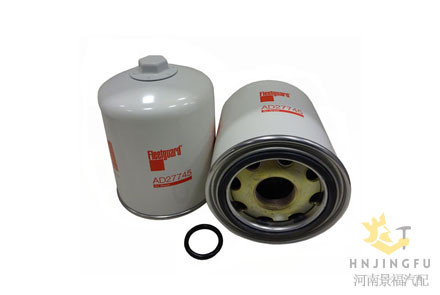 KX-701T/1384549/Fleetguard AD27745/Wabco 4324152207 air dryer filter for Scania truck