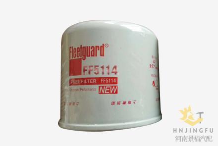 4254047/76595561/94414796/ff5114 fleetguard fuel diesel filter  auto parts-henan jingfu