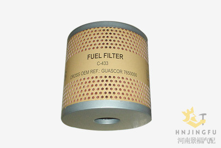 C-433/7650050 diesel fuel filter