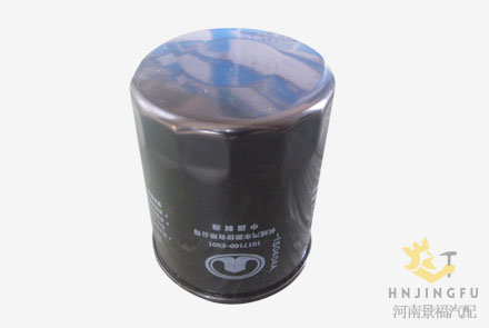 Pingyuan JLX-404/1017100-Q01 lube oil filter for Greatwall truck 4G13/4G15 Engine