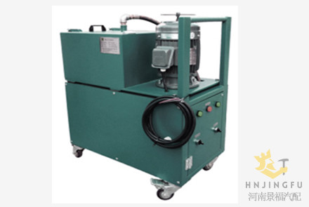 oil water separator centrifuge centrifugal centrifuging filter cleaner machine