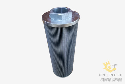 coalescing media filter for water purifi