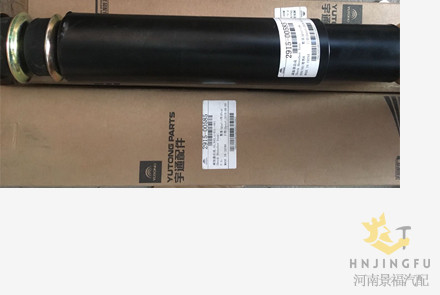 Genuine original Yutong bus spare parts 2915-00585 car hydraulic rear shock absorber assembly prices