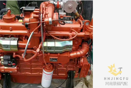 Vertical Yuchai YC6J210N-40 LNG CNG natural gas fuel engine assembly