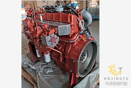 Vertical Yuchai YC6G260N-40 LNG CNG natural gas fuel engine assembly